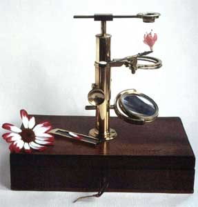 Brown's microscope